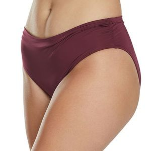 Kenneth Cole Sexy Solid Hipster Bikini Bottom